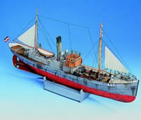 consul pust deep sea fishing vessel model plans